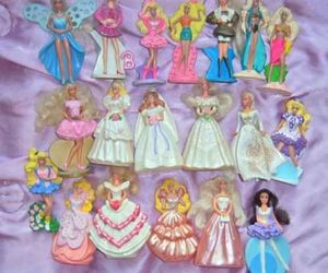 barbie, 90s, and toys image
