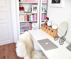 bedroom, decor, and inspire image