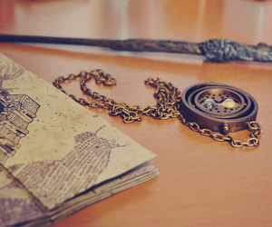 harry potter, wand, and hp image