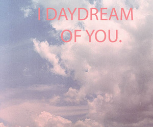 daydream, quote, and sky image