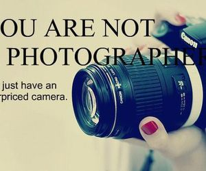 camera, photography, and photographer image