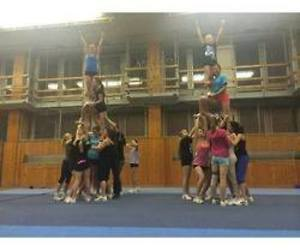 cheer, cool, and practice image