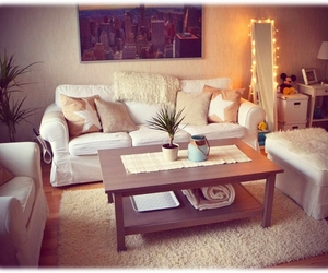 cozy, interior, and home image