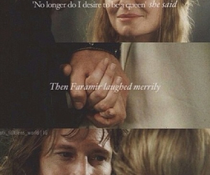 eowyn, LOTR, and otp image