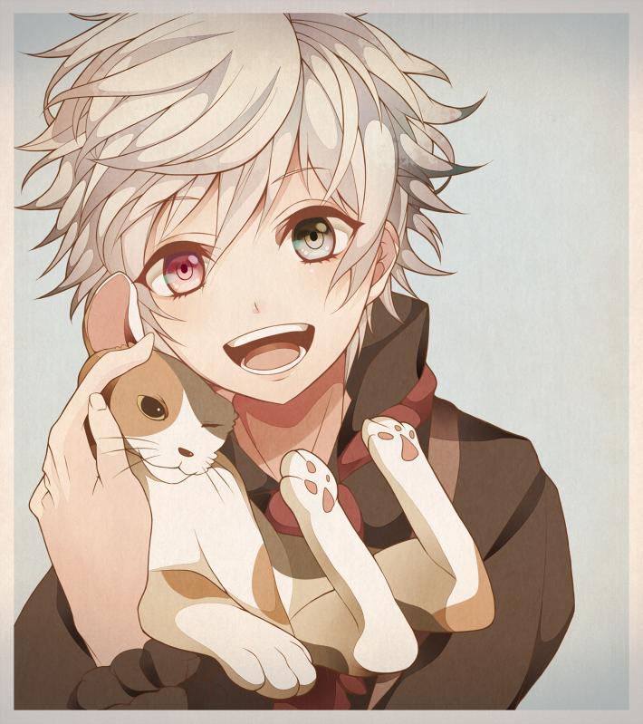 Anime Boy Via Tumblr On We Heart It