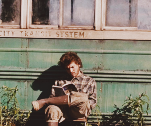 chris mccandless, into the wild, and sean penn image