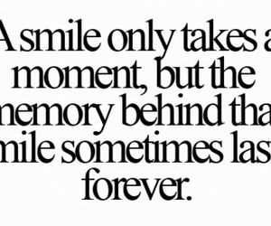 memories and smile image