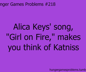 hunger games, song, and catching fire image