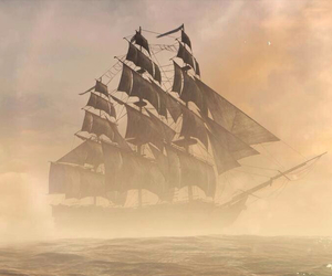 Assassins Creed, legendary, and ocean image