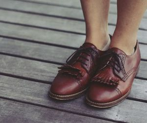 leather, photography, and shoes image