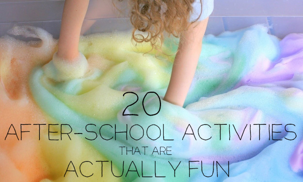 20 after school activities that are actually fun diy ideas 4 home solutioingenieria Image collections