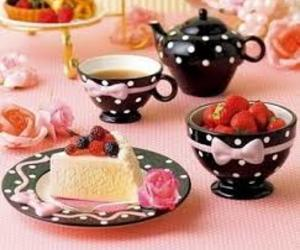 afternoon tea, delicious food, and high class image