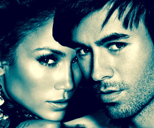 enrique iglesias and Jennifer Lopez image