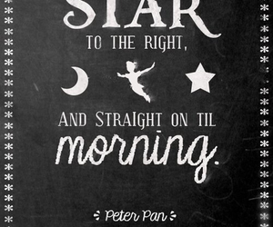 peter pan, disney, and stars image