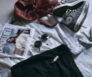 hipster, lana del rey, and converse image
