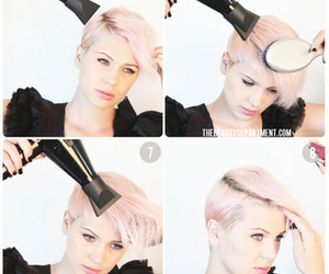 hairstyle and pixie image