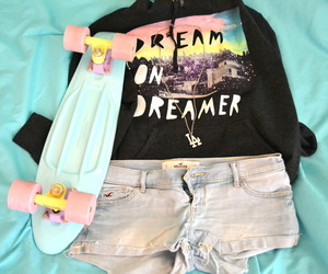 outfit, summer, and dreamer image