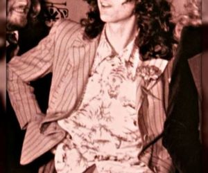 Hot, jimmy page, and led zeppelin image