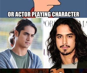 twisted, avan jogia, and avan image
