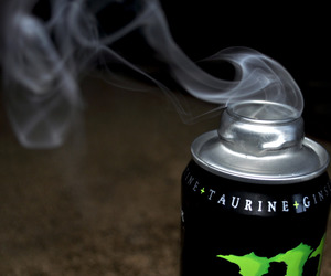 monster, smoke, and energy image