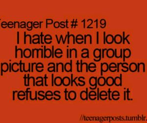 teenager post, photo, and quote image