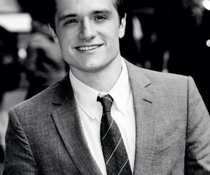 josh hutcherson, hunger games, and boy image