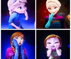 frozen, anna, and disney image