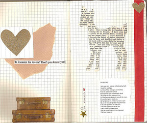 lovers and scrapbook image