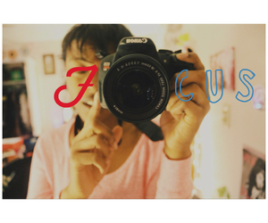 canon, focus, and photography image