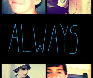 always, brent rivera, and hayes grier image