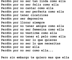 perdon, love, and Ella image