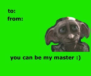 card, funny, and harry potter image