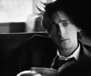 adrien brody, man, and suit image