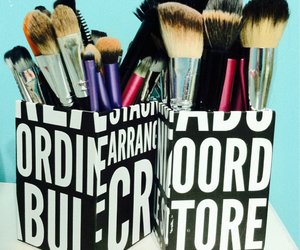 Brushes, love, and colors image