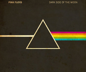 Pink Floyd, dark side of the moon, and music image