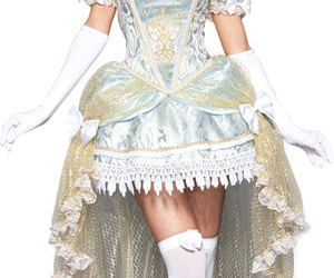 girl, cinderella, and costume image