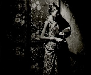black and white, cecil beaton, and photography image
