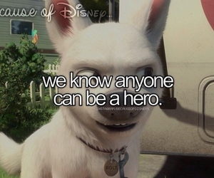 disney, bolt, and quotes image