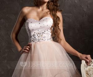 pink dresses image