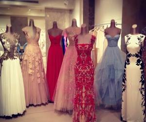 dress and evening dress image