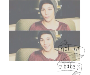 background, louis, and twitter image