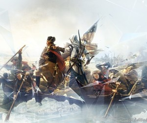 Connor and assassins creed 3 image