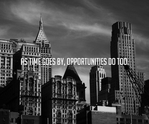 black, city, and quote image