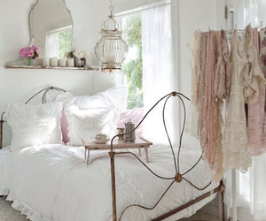 bedroom, house, and inspire image
