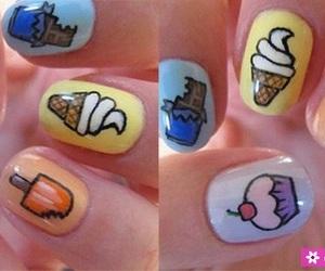 art, nail, and cute image