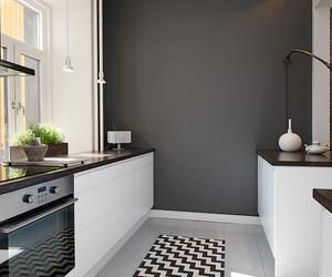 decor, gray, and interior image