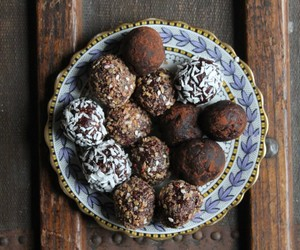 chocolate, healthy, and food image