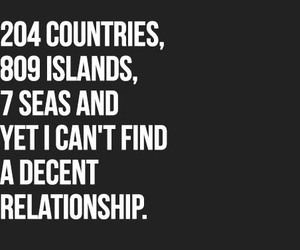 Relationship, alone, and Island image