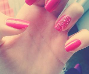 cool, girls, and nails image