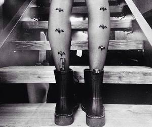 boots, grunge, and style image
